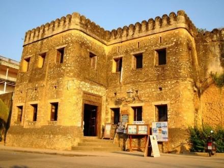 The old fort Zanzibar